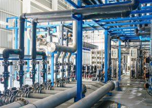 ipari vízlágyítás